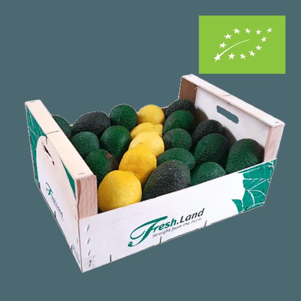 Oko Avokado Citron Mix Fresh.Land