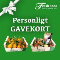 Gavekort-produkt