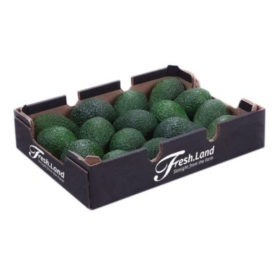 Fresh.Land Deluxe Hass Avocado-kasse (4kg)