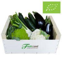Valencia-grøntsagsmix-label